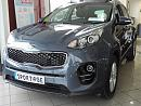 KIA Sportage 2016   planet blue
